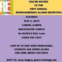 Alumni Reception   Bioengineering