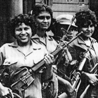The Role of Female Combatants in the Nicaraguan Revolution and Counter-Revolutionary War