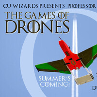 "CU Wizards ""The Games of Drones!"""