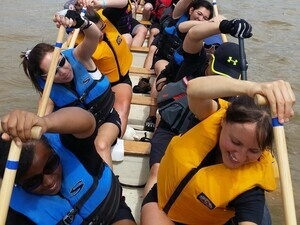 11th Annual Baltimore Dragon Boat Challenge