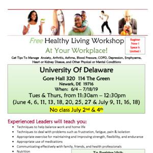 Healthy Living Workshop