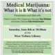 Medical Marijuana Discussion