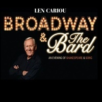 Broadway & the Bard An Evening of Shakespeare and Song