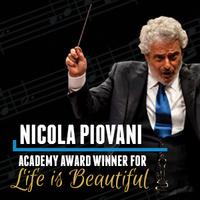 Nicola Piovani set to preform in Toronto