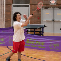 Badminton Tournament Summer 2019