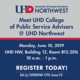 College of Public Service Open House at UHD NW