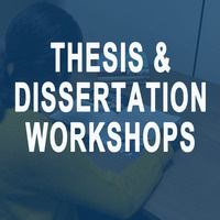 Thesis & Dissertation Workshop: General Formatting Lab