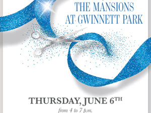 The Mansions at Gwinnett Park Grand Opening