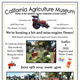 Celebrate Father's Day @ California Agriculture Museum