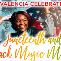 Valencia College Celebrates Juneteenth & Black Music Month 2019!