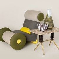 Sixty Years of Italian Design 1940-2000 Exhibit