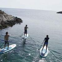 Stand-Up Paddle Board Trip