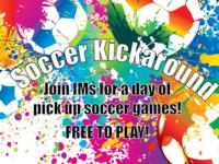 IM Soccer Kickaround