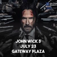 Summer Movie Series: John Wick 3