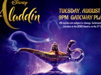 Summer Movie Series: Aladdin