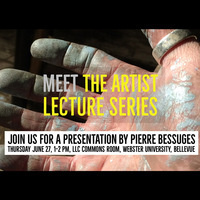 Meet the Artist - Pierre Bessuges