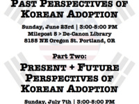 Pending Approval: Present and Future Perspectives on Korean Adoption
