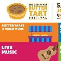 The Queensway Butter Tart Festival