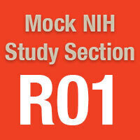 Mock NIH Study Section: Review an R01 Application