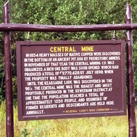 Featured event photo for Keweenaw Mineral Days: Central Mine