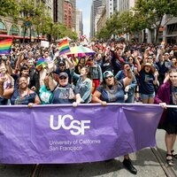 2019 SF Pride Parade (UCSF Contingent)
