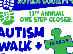 Howard County Autism Society's One Step Closer Walk & 5K Run