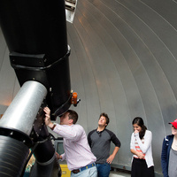 Astronomy Observatory Open House