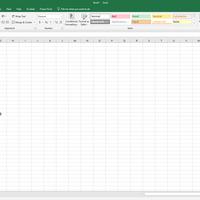 Exploring Microsoft Excel (Basic)