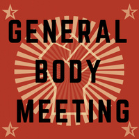 General Body Meeting: Real Talk with BSU