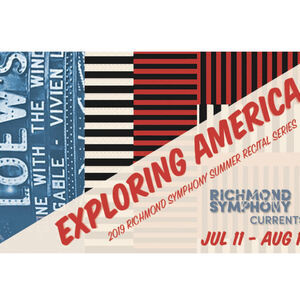 2019 Richmond Symphony Summer Recital Series