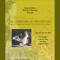 "The Literature of Prescription: Charlotte Perkins Gilman and ""The Yellow Wall-paper"""""