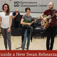 Inside a New Swan Rehearsal