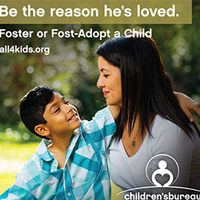 Become a Resource Parent - Foster or Foster-Adopt a Child