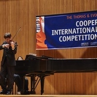 The Thomas & Evon Cooper International Violin Competition