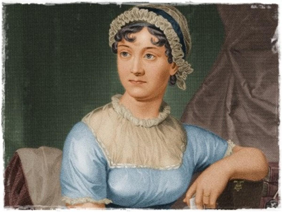 """Jane Austen Made Me Do It"""