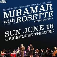 Miramar with Rosette String Quartet: An Evening of Latin Music