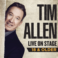 Tim Allen Live on Stage