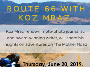 Let's Talk - Route 66 with Koz Mraz