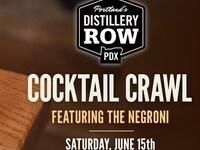 Negroni Cocktail Crawl 2019