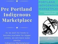 Pre-Portland Indigenous Marketplace