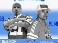 MC Magic & Lil Rob Live