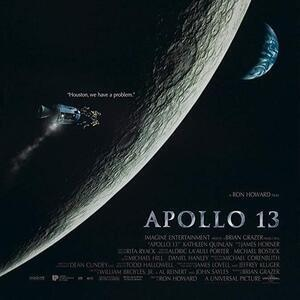 Apollo 13 - Summer Space Flight Film Series - Ho Tung Vis Lab