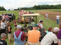 Field Day at Willsboro Research Farm