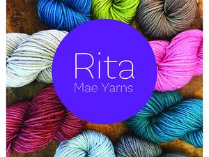 Rita Mae Yarns Trunk Show