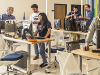 Tour the Makerspace at the University of Nevada, Reno Innevation Center--powered by Switch