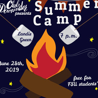 CDU Presents: Summer Camp