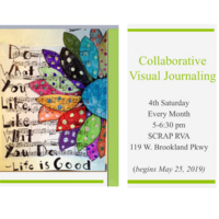 Collaborative Visual Journaling Meetup