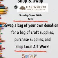 Shop & Swap @ Hardywood Brewery