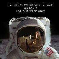 Apollo 11 An IMAX Experience at Cinesphere