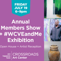 July Open House + Artist Reception